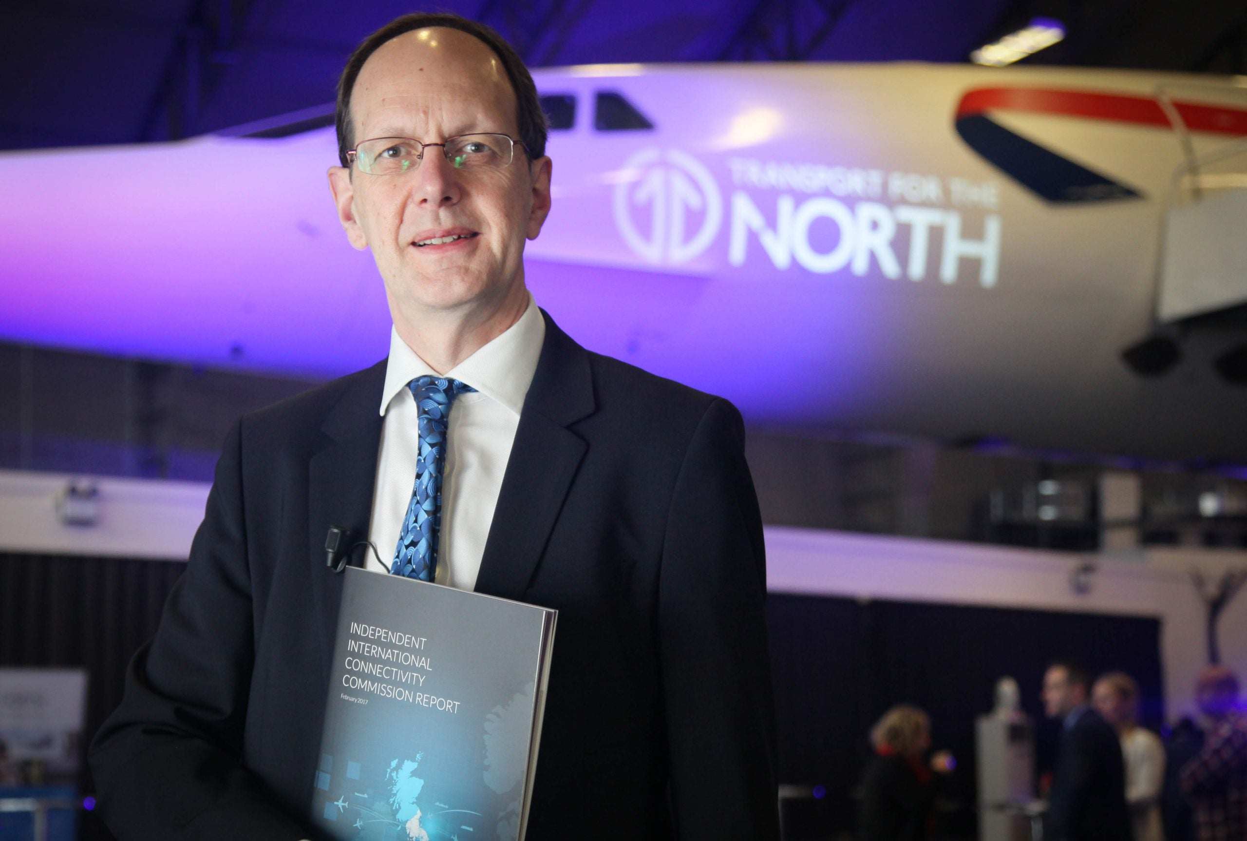 Transport for the North: international connectivity is key to our success