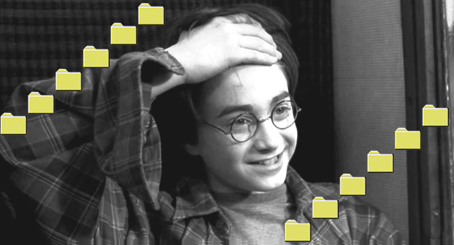 A half decade of total secrecy: how I became a successful Harry Potter webmaster