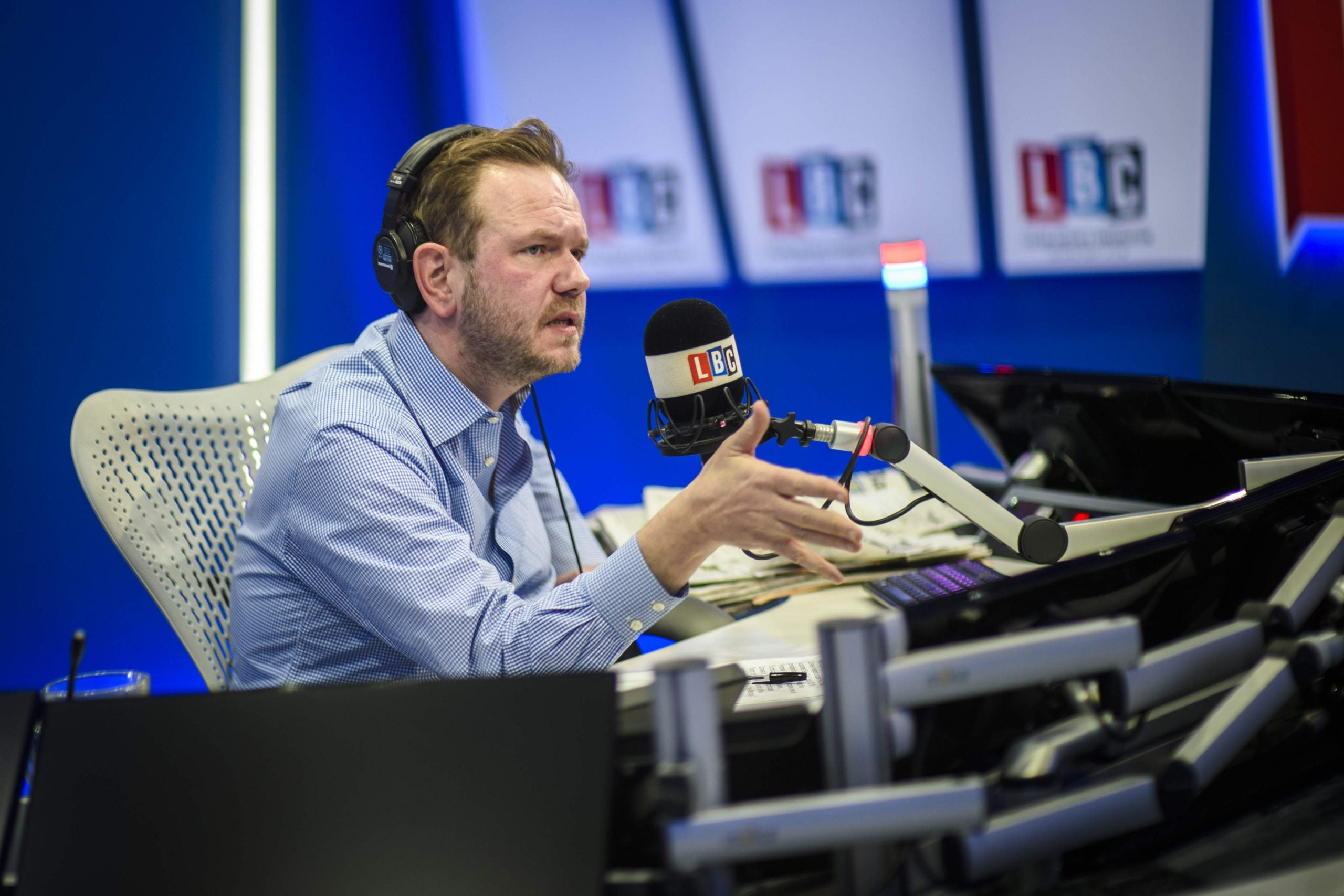 How James O'Brien became the conscience of liberal Britain