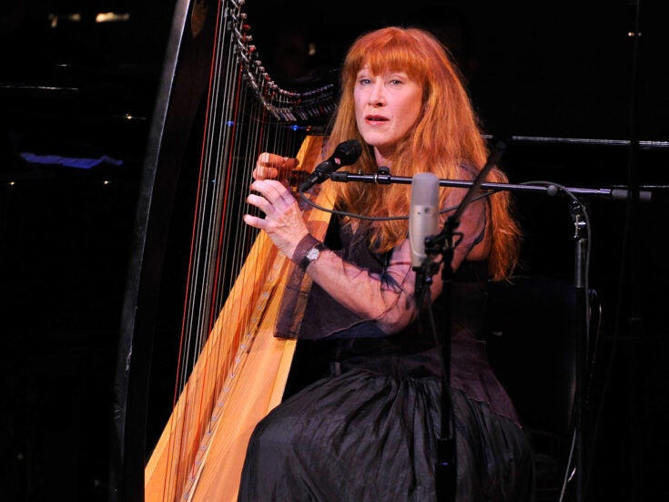 Loreena McKennitt has sold 15 million records – but she'd rather talk about air-sea rescue