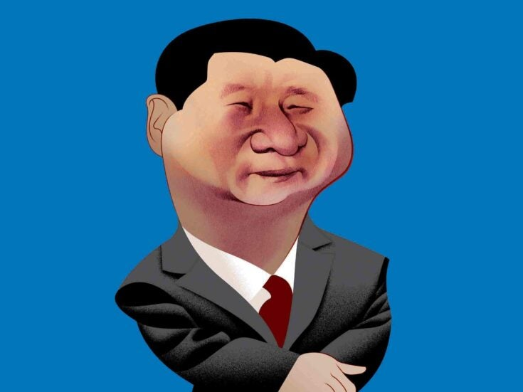 China's lucky leader wins again: the secrets of Xi Jinping's success