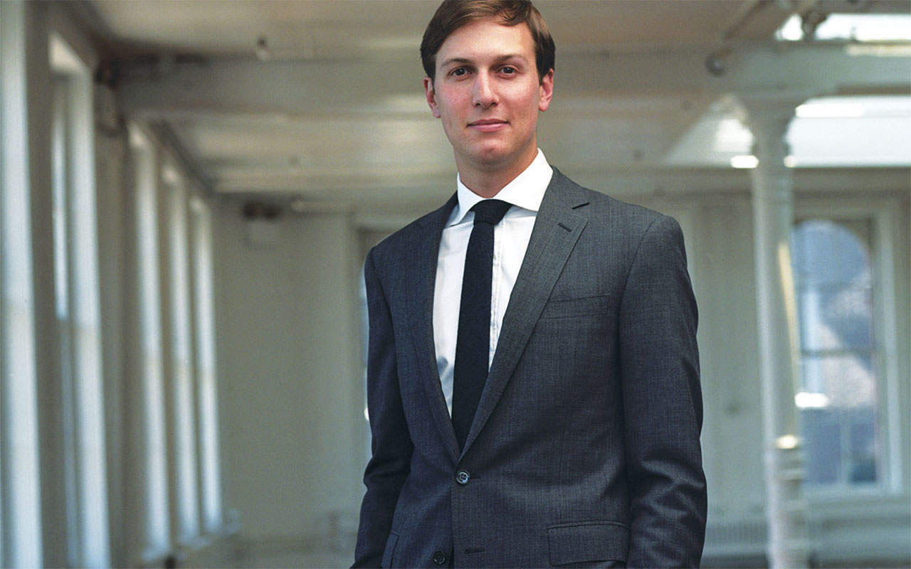 Meet Donald Trump's ultimate fixer: his son-in-law