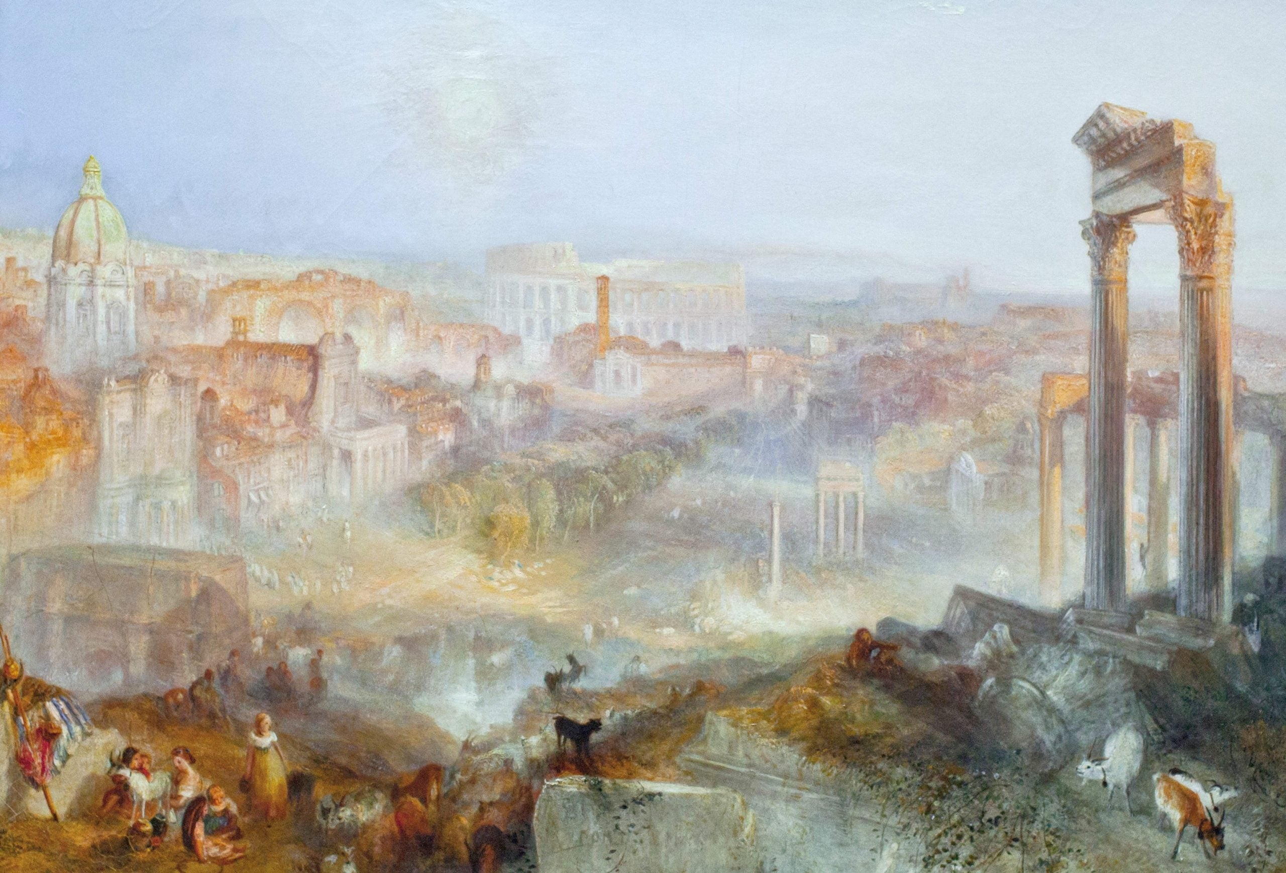 A portrait of the artist: is it time we looked at Turner differently?