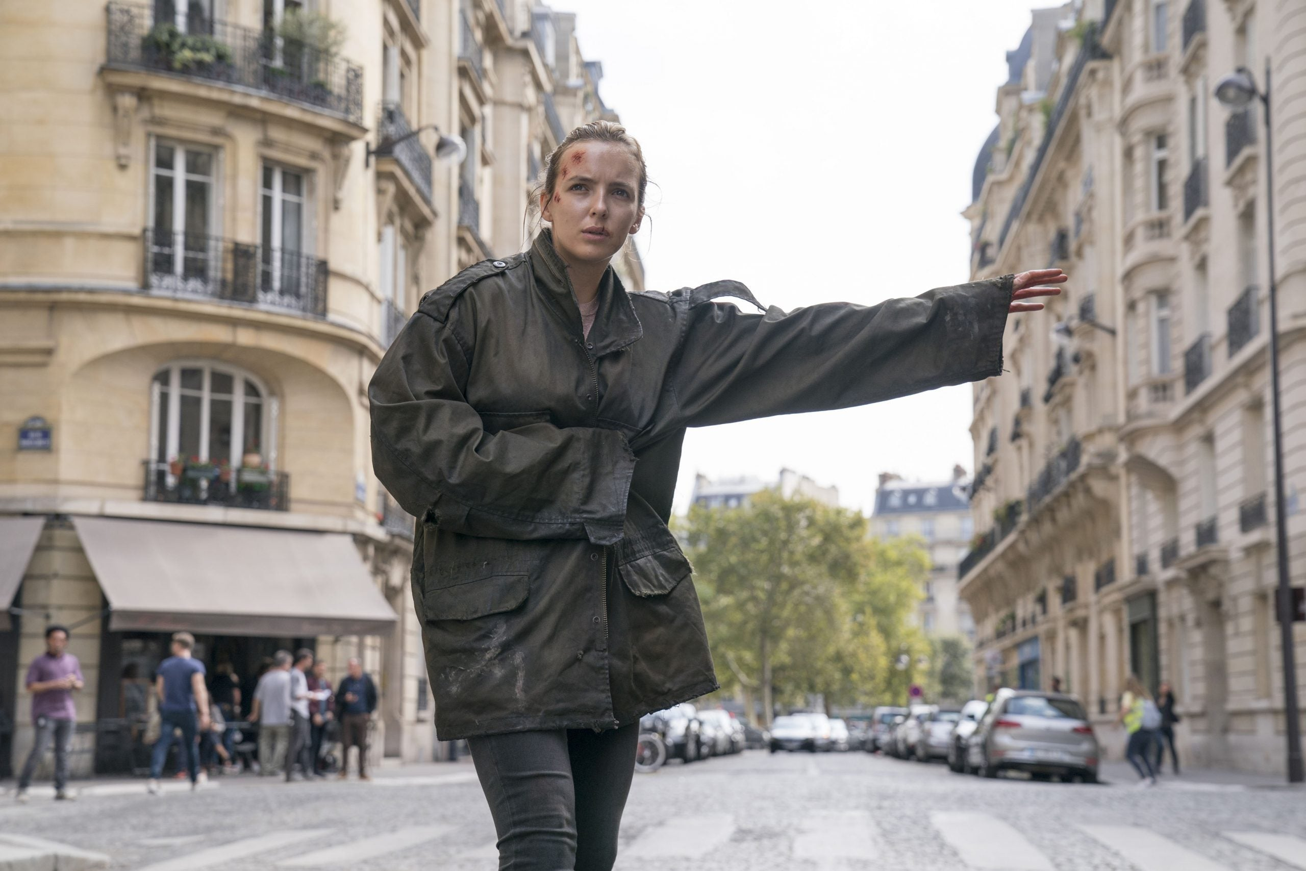 In its portrayal of men and women, Killing Eve echoes life – with added weapons