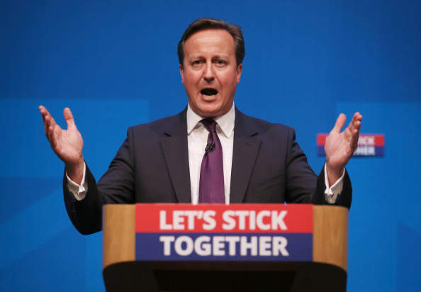 The voters won't forget Cameron's record, no matter what's in the budget