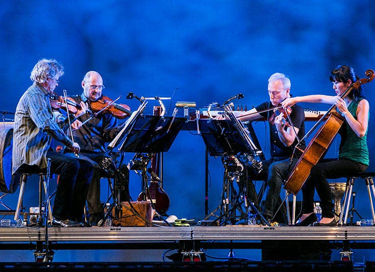 The night that changed my life: Jonathan Coe on the premiere of Steve Reich's Different Trains