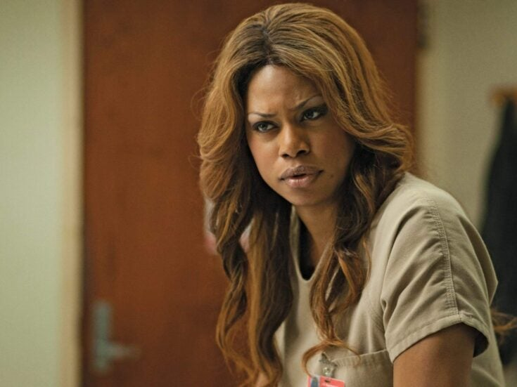 Laverne Cox: Trans people should not put their dreams on hold because of who they are