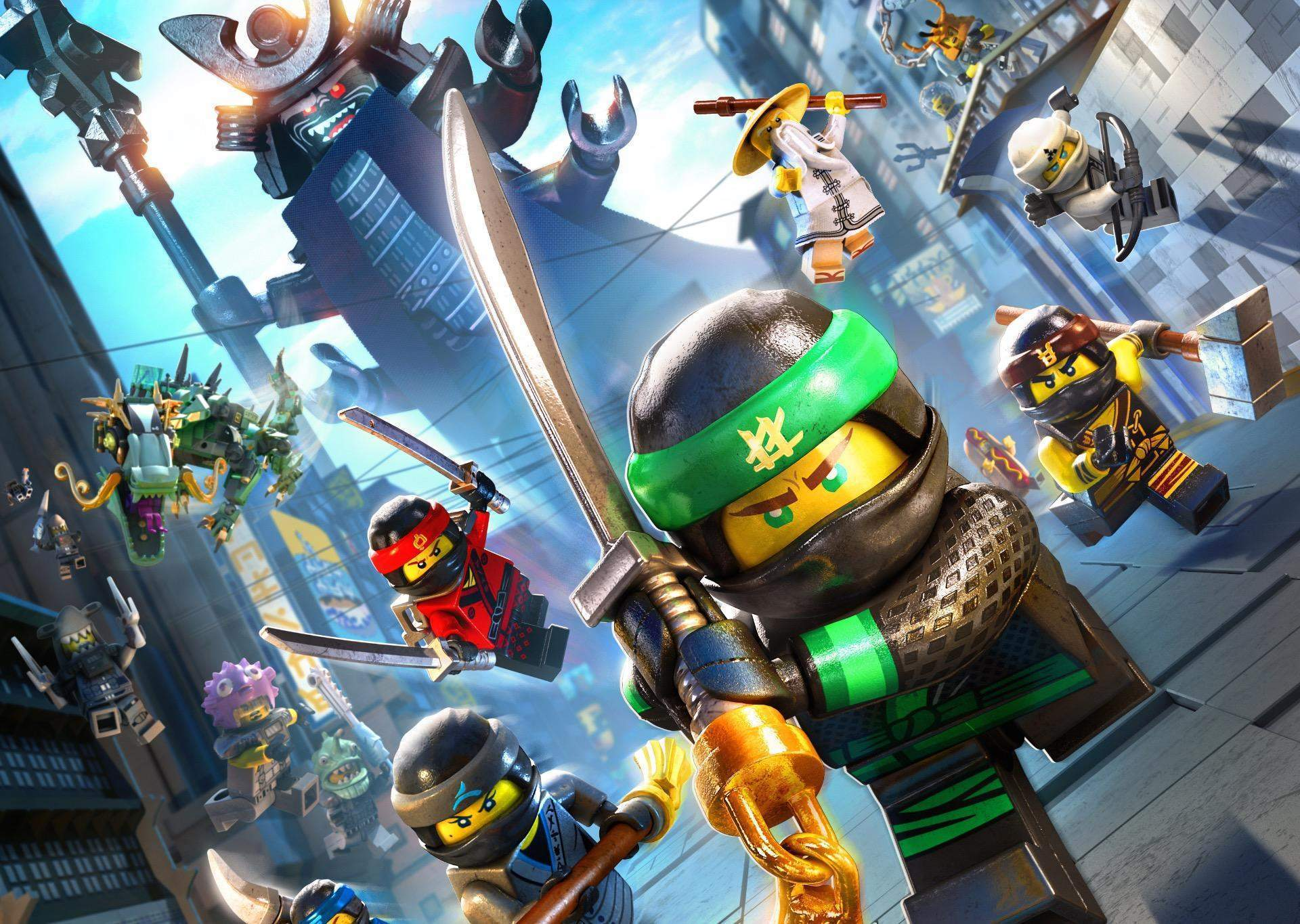 Why The Lego Ninjago Movie is the perfect Brexit parable