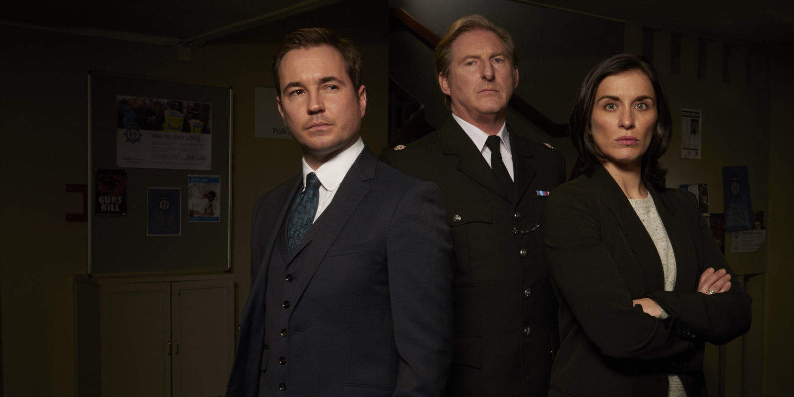 Is Line of Duty in danger of becoming a pastiche of itself?