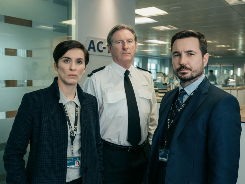 Line of Duty is about systems and structures – but that doesn't make it realistic