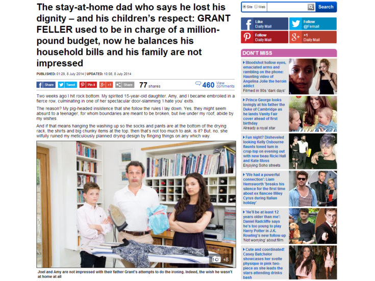 """""""Your family are losers and your children are adopted"""": what it's like to write for MailOnline"""