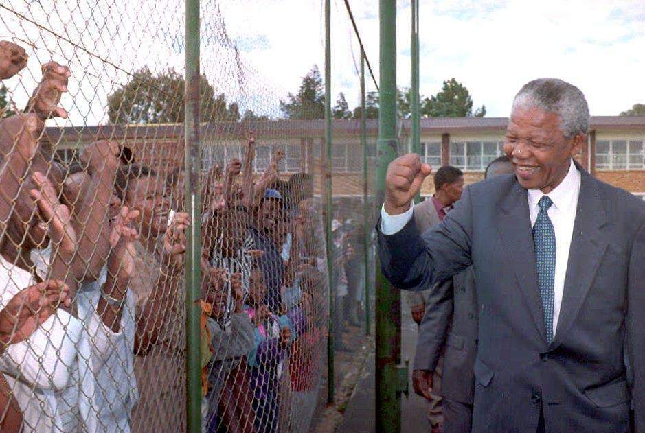 Mandela's power has come: The ANC's challenges in government