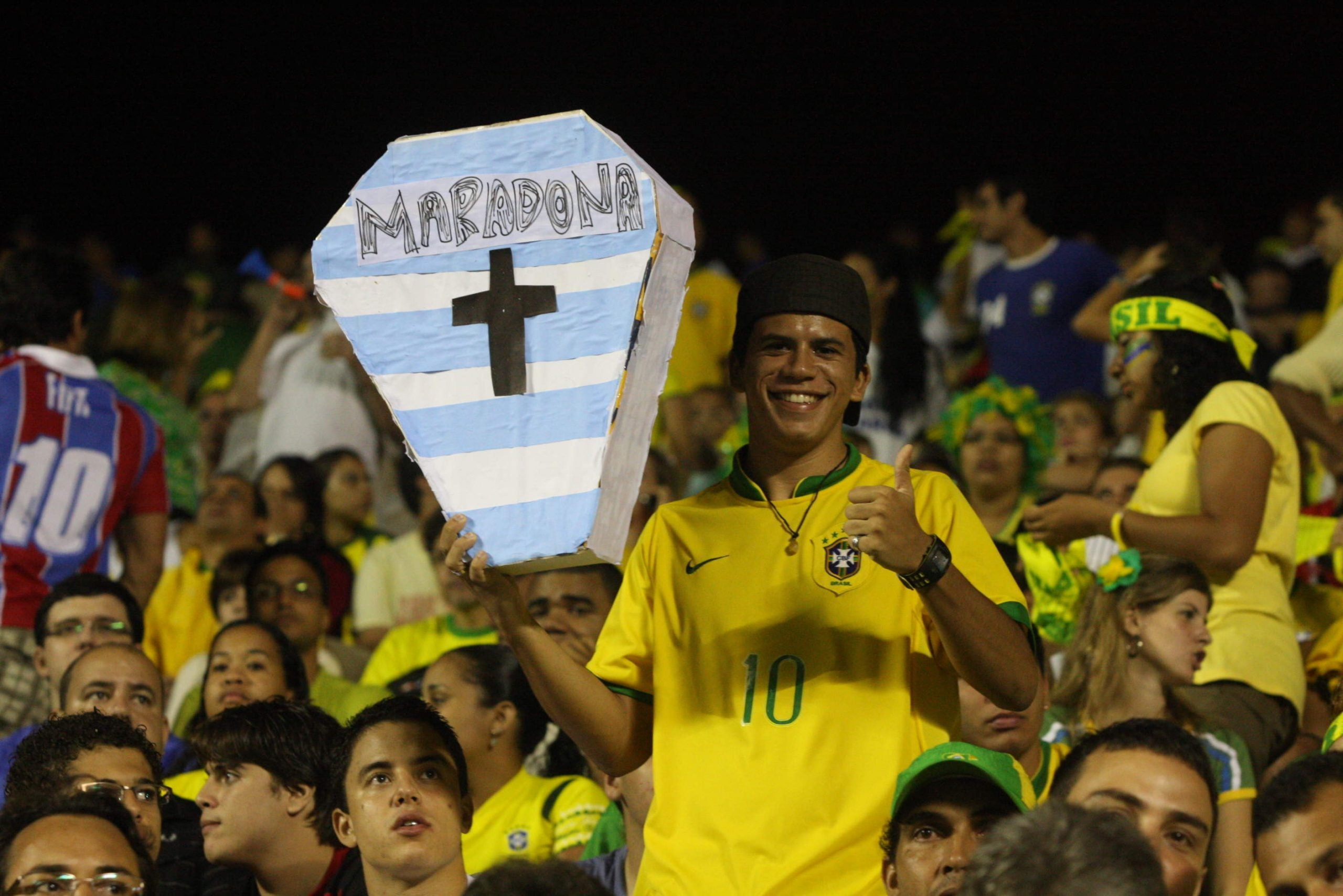 Tainted love: a history of the most football-obsessed nation on Earth