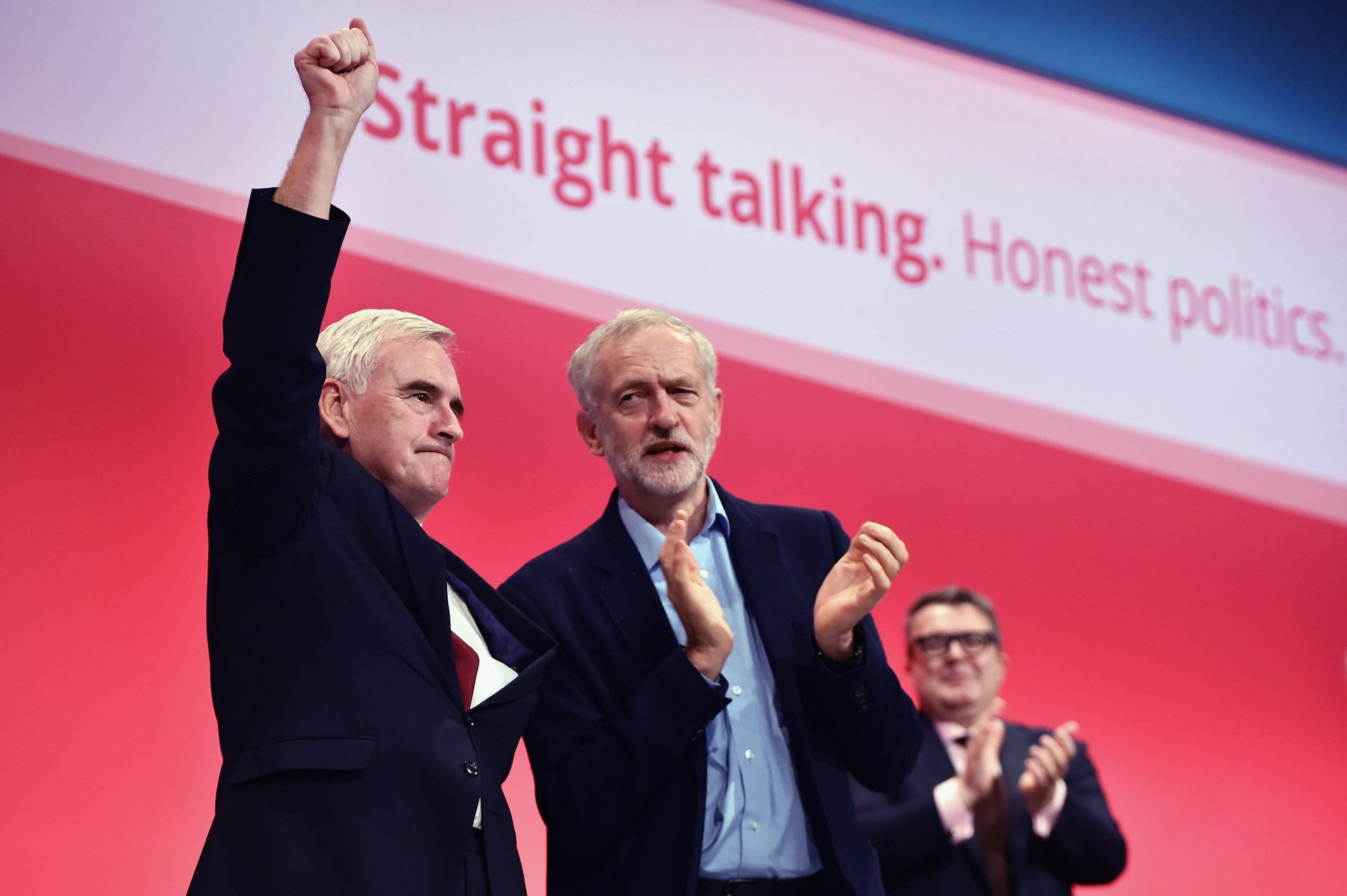 """John McDonnell on Labour's new politics: """"It's a story we can all be part of"""""""