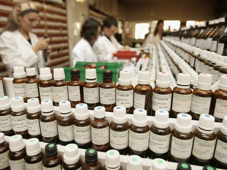 It's unscientific for a medical regulatory body to give accreditation to homeopaths