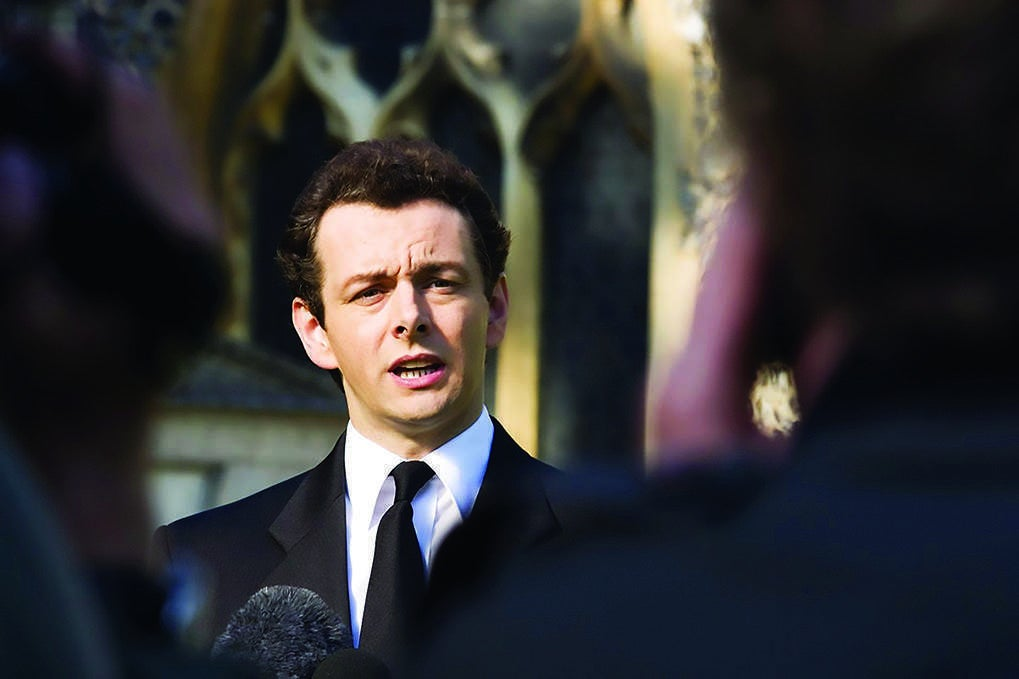 Michael Sheen: The tyranny of mere wealth is destroying our democracy