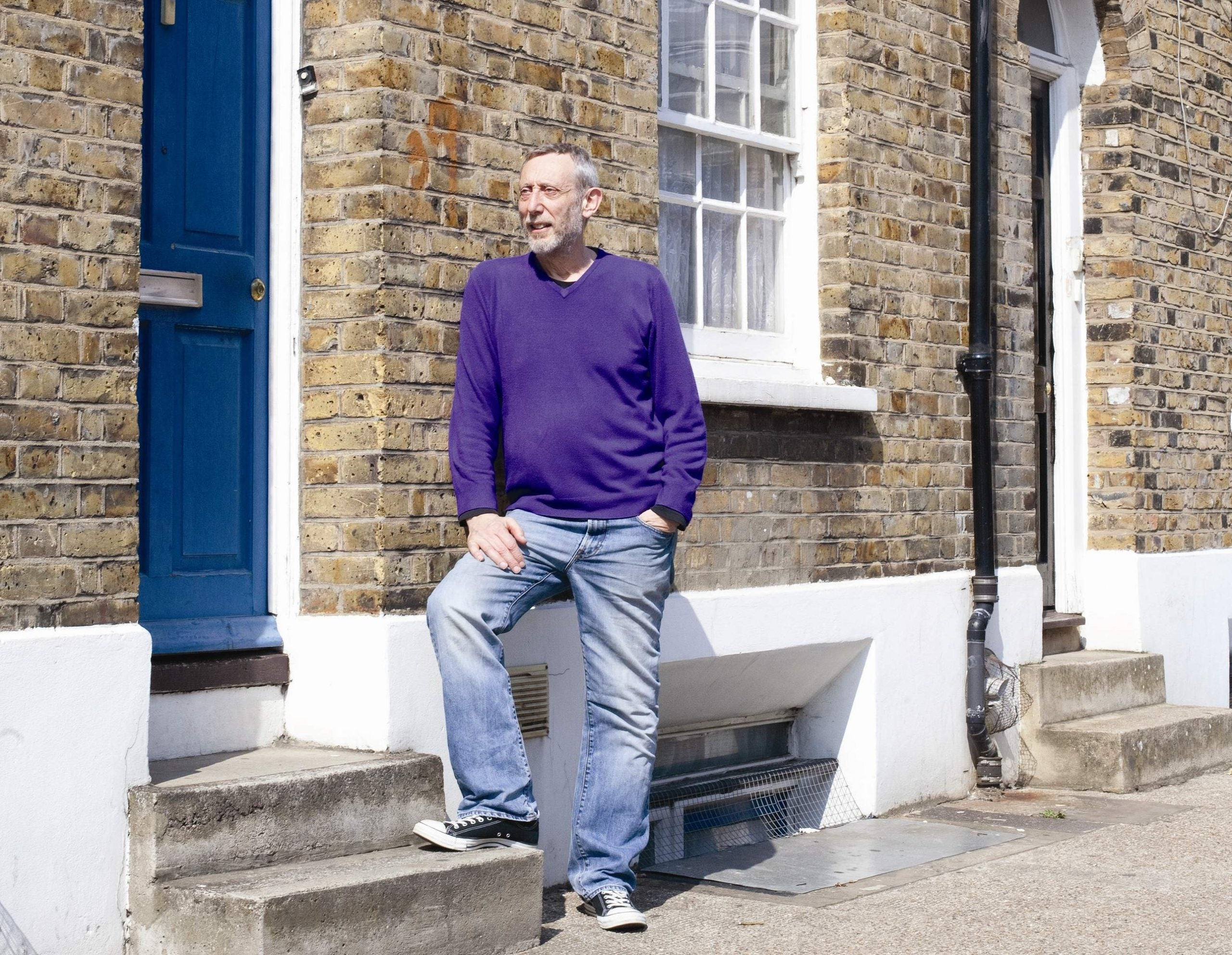 Michael Rosen: Confessions of an accidental communist