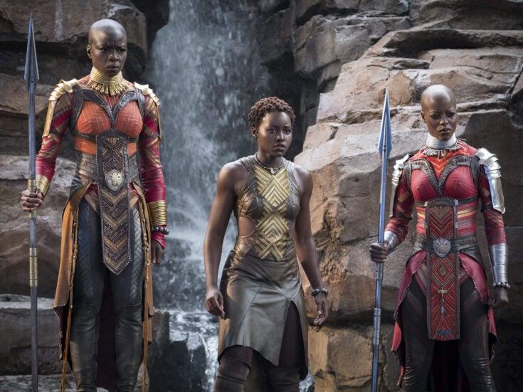 Smart and politically alert, Black Panther will inspire a generation of film students
