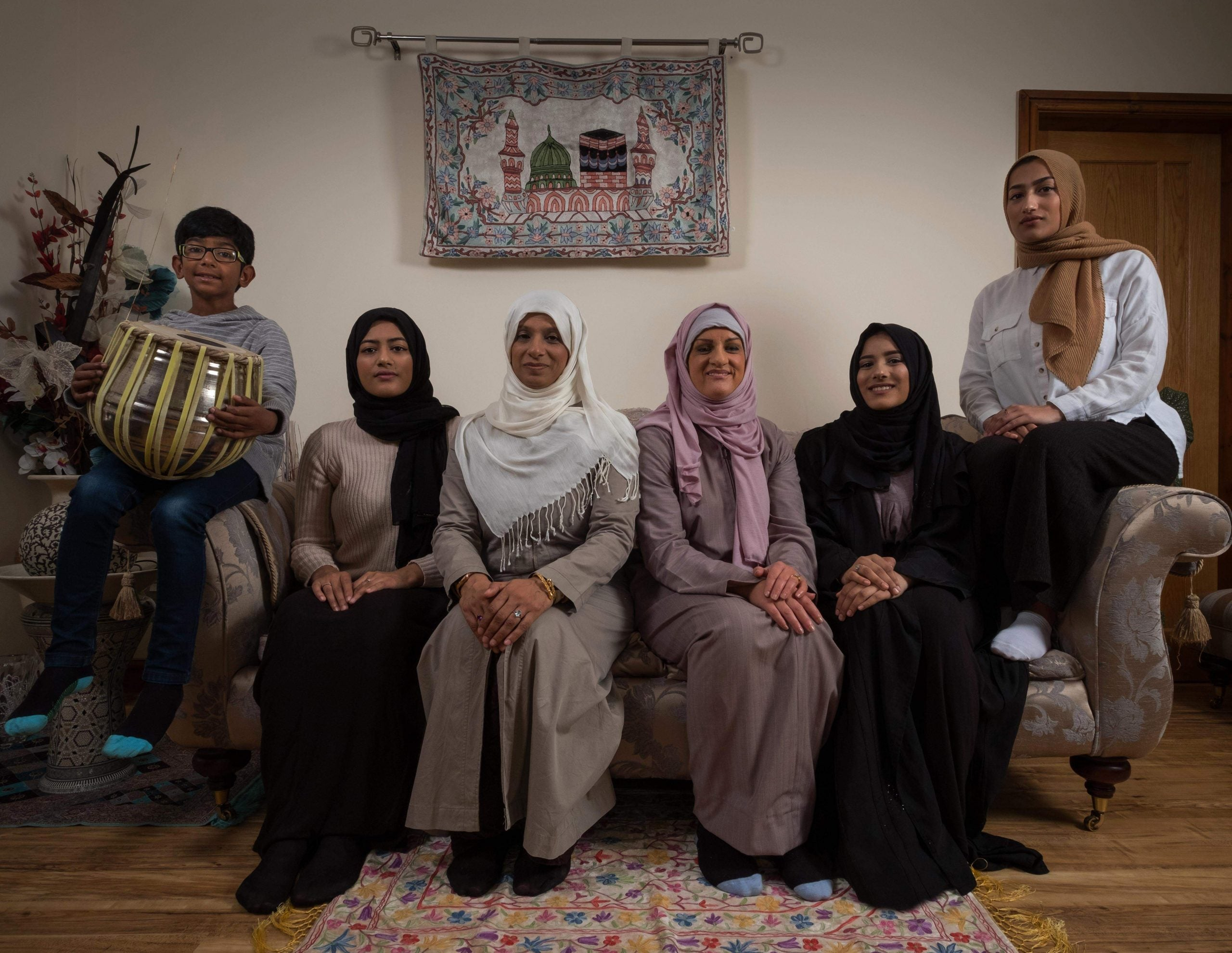 You don't need brownface and a fake nose to discover what it's like to be a Muslim woman