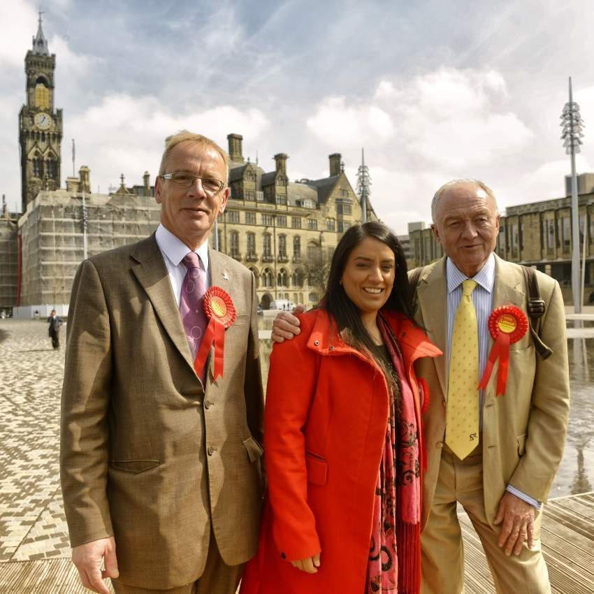 """Naz Shah interview: """"The victory is my mother's, too"""""""