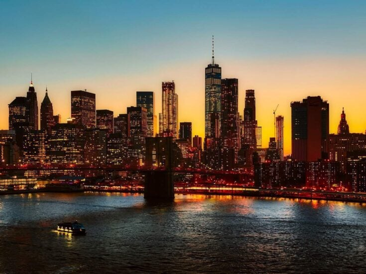 A Weekend in New York: an over-crowded and confusingly transatlantic novel