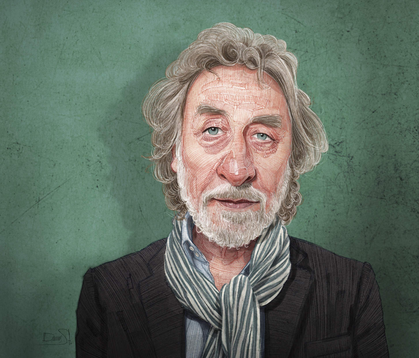 """The NS Q&A: Howard Jacobson on social media, """"bremoaners"""" and Family Guy"""