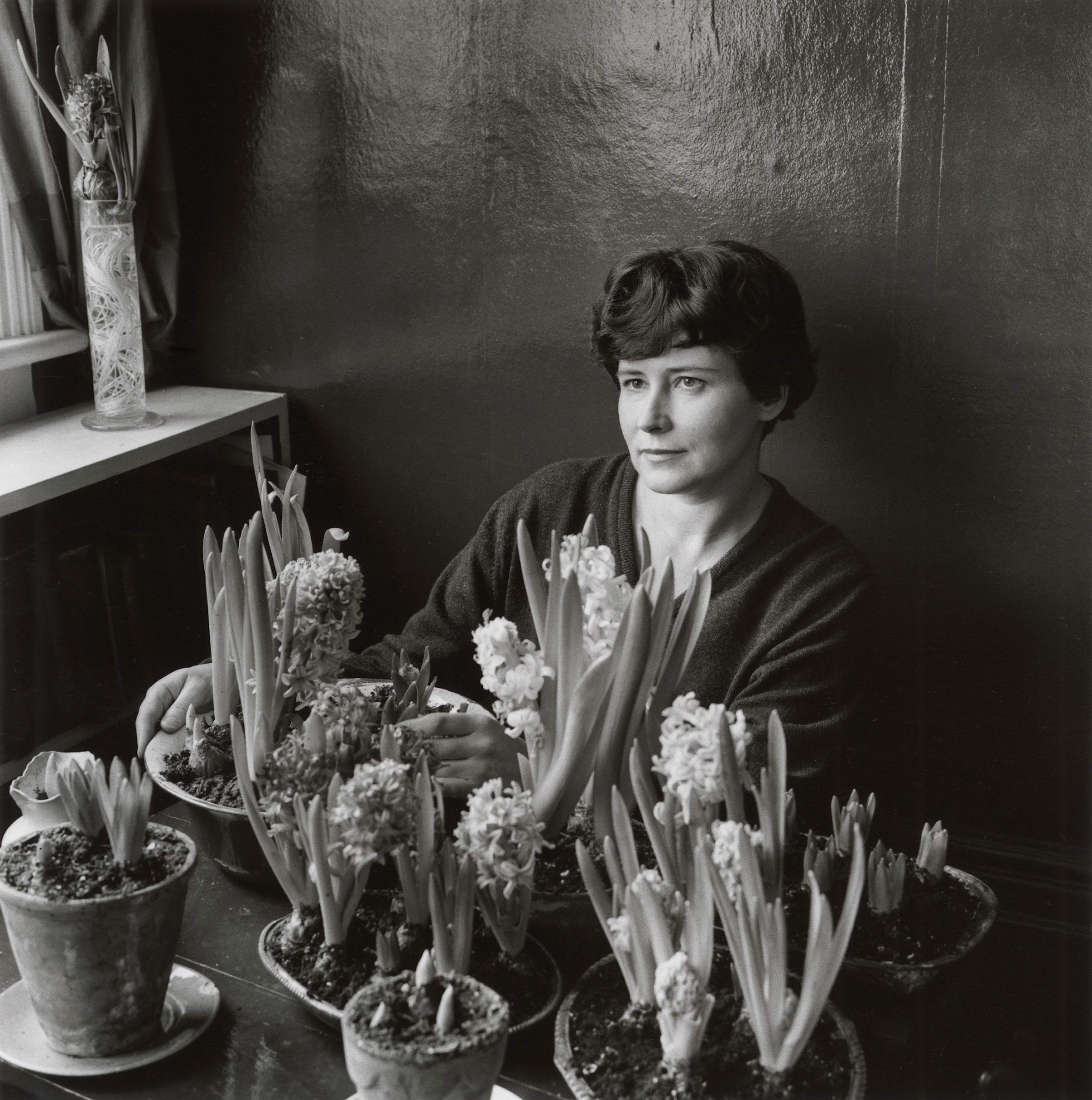 Doris Lessing: A room of one's own