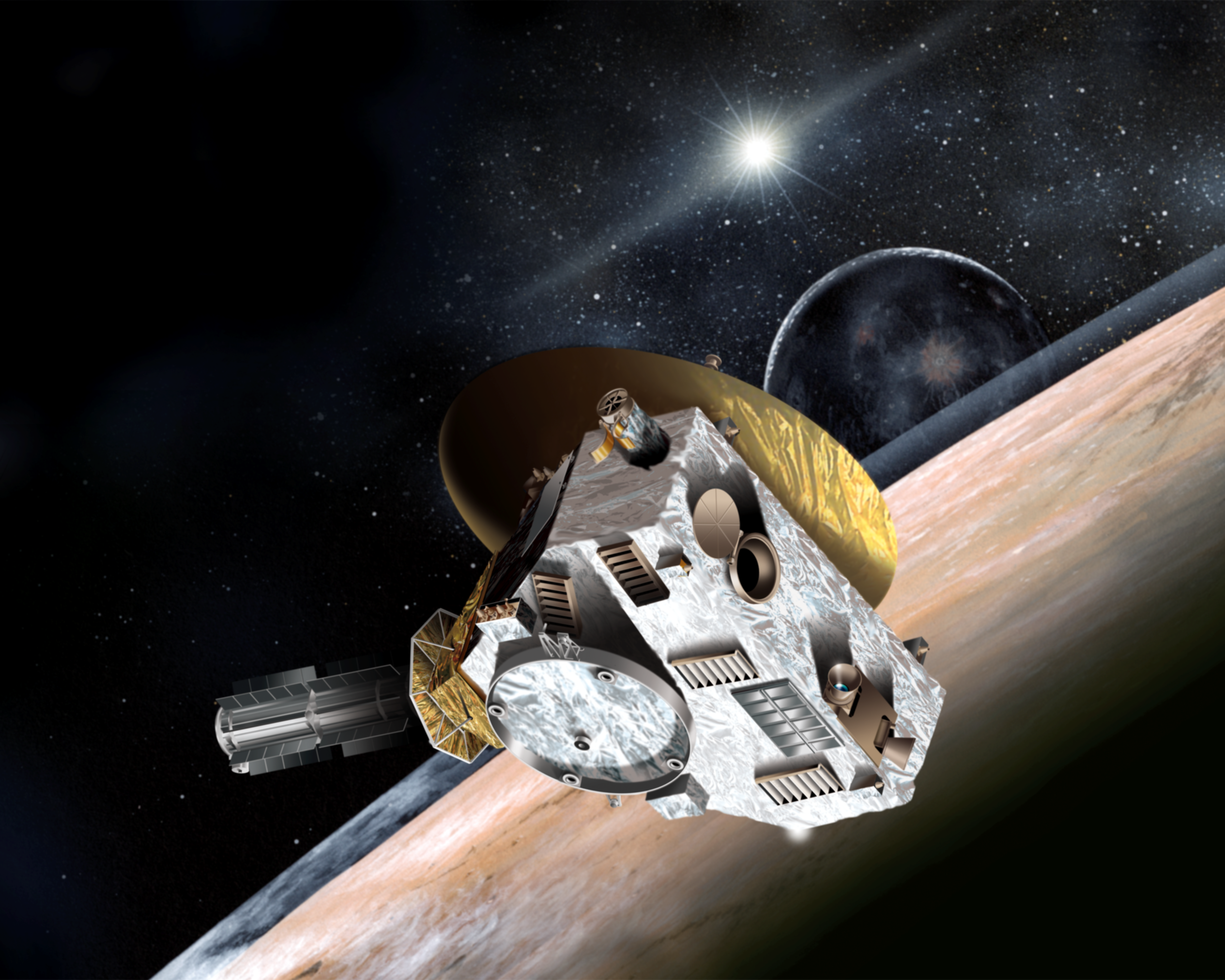 Liveblog: Nasa's probe New Horizons will make history as the first spacecraft ever to reach Pluto
