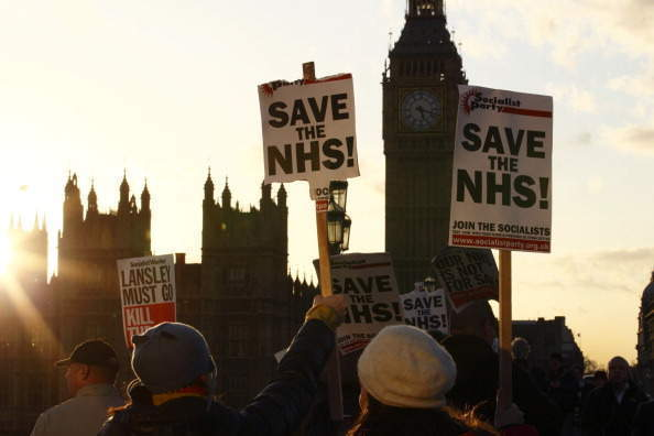 A new Bill plots the way back for the NHS - but it's not Labour who are behind it
