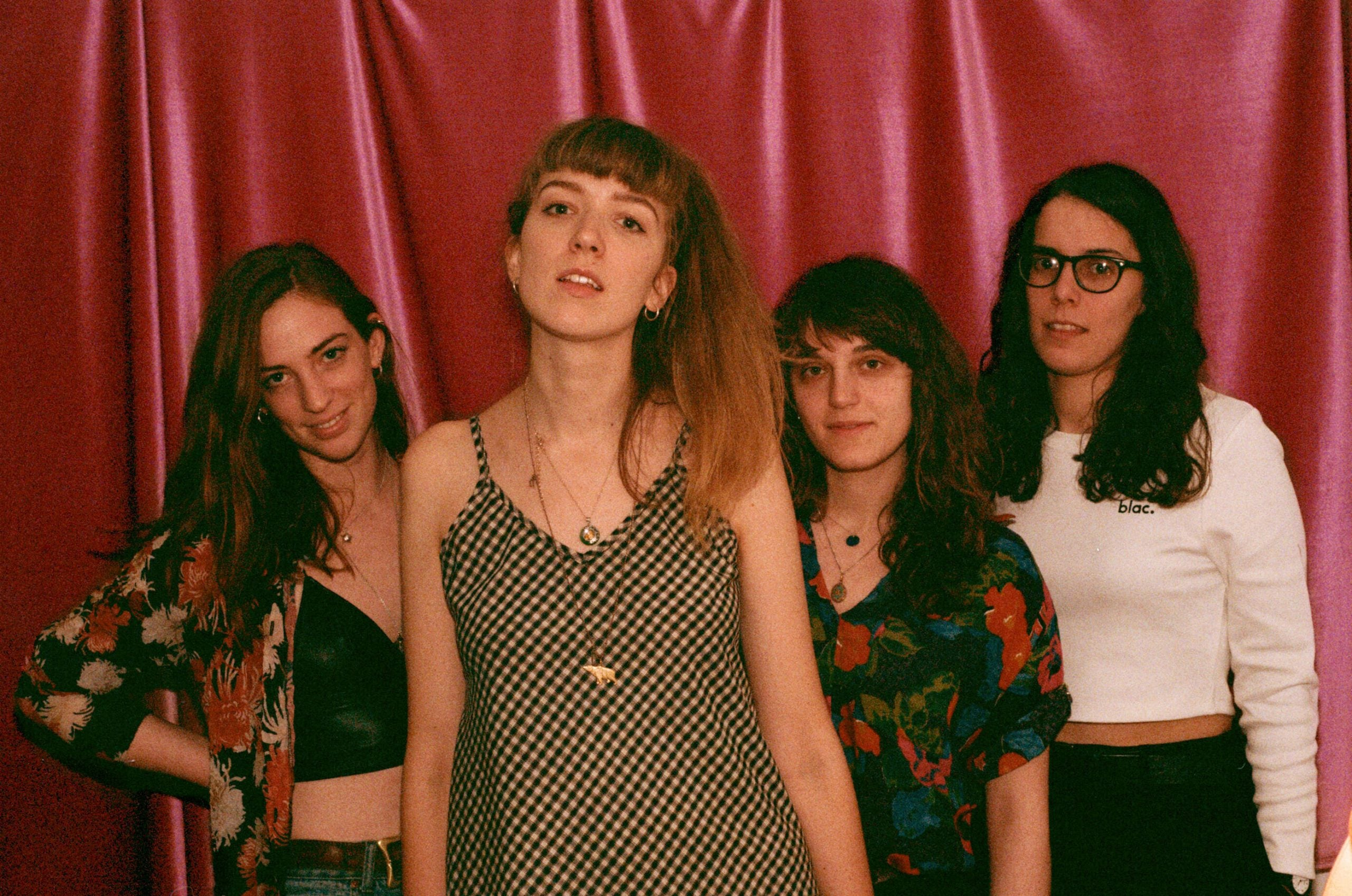Guitar music is in the doldrums, but all-female bands are spearheading its revival