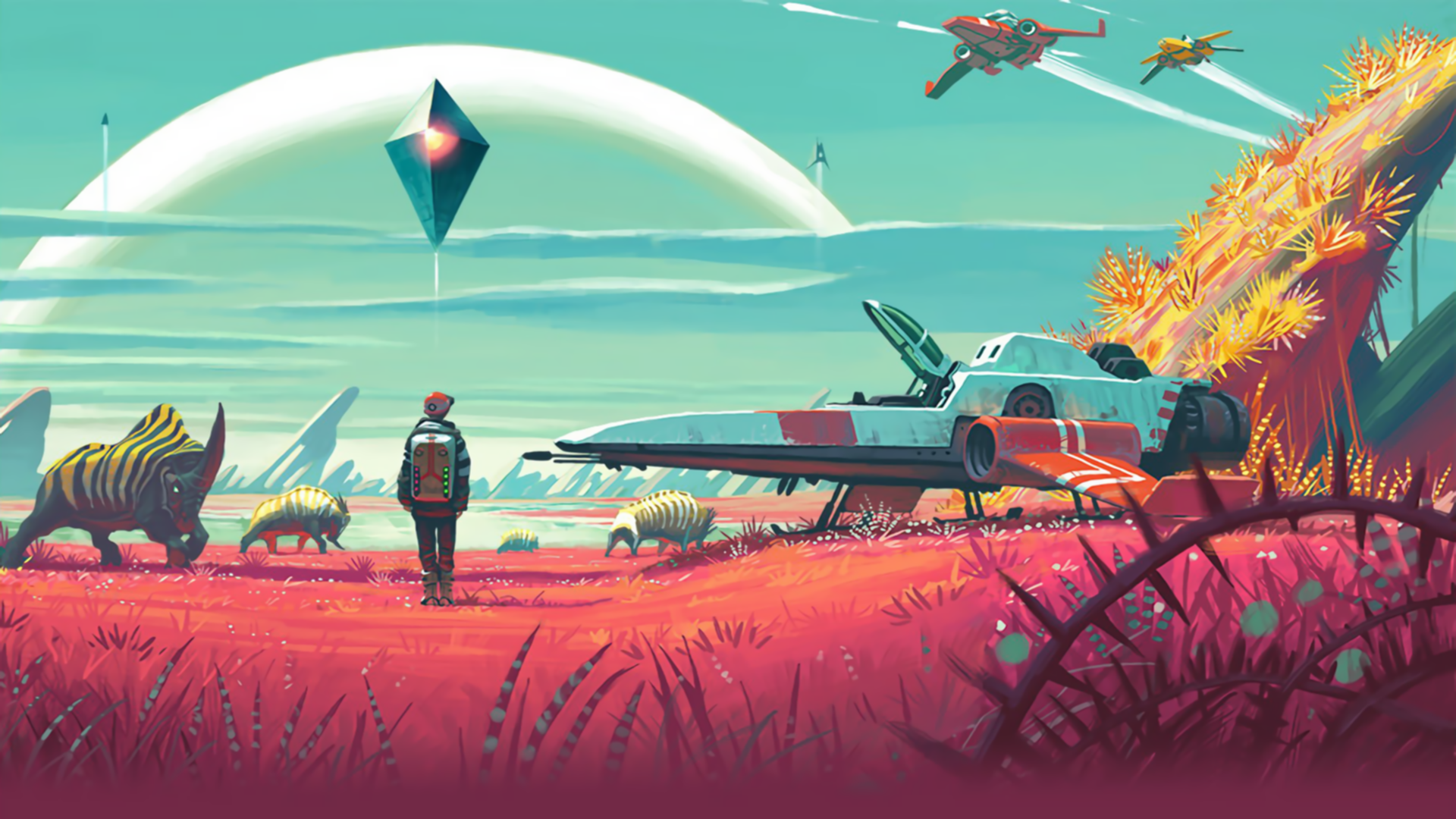 Should disappointed gamers be able to get a refund for No Man's Sky?
