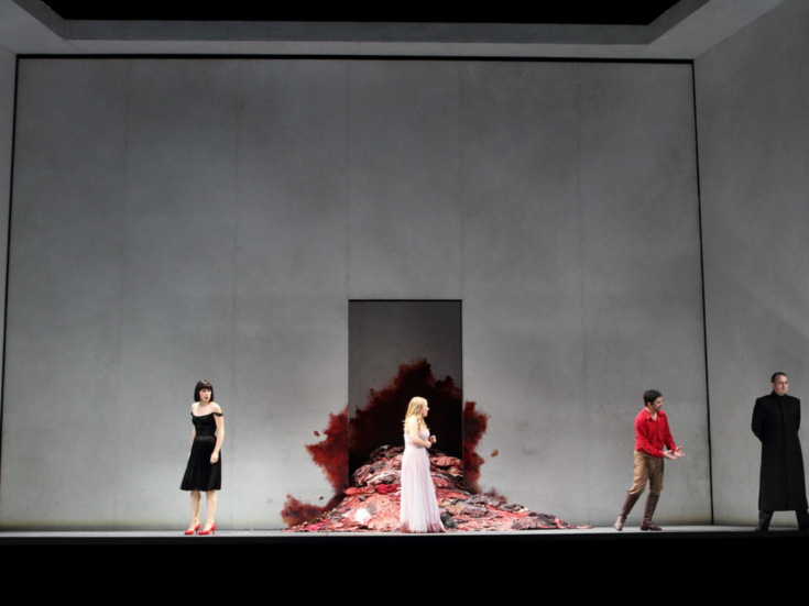 Martin Kušej's Idomeneo at the Royal Opera House is baffling and troubling