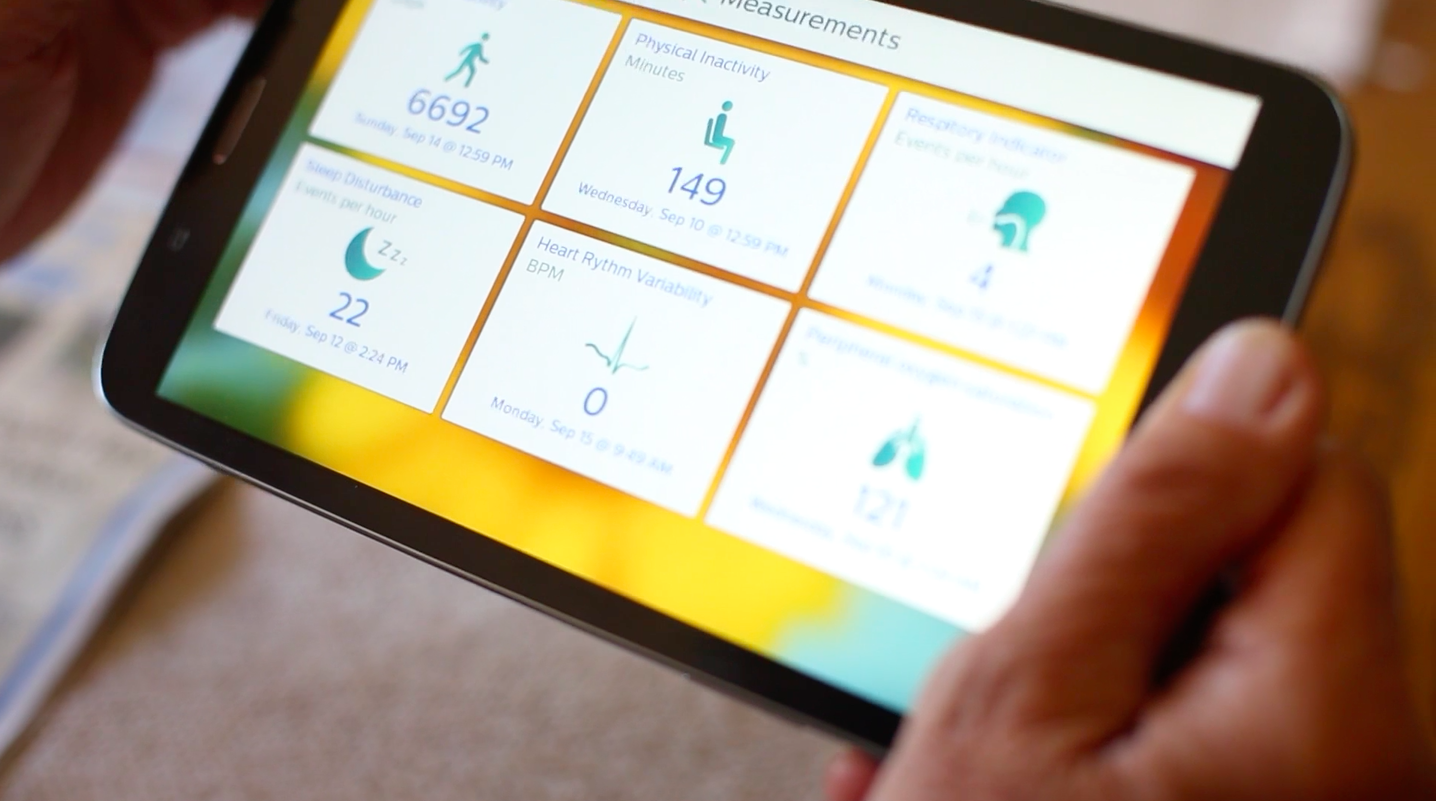 Designed for life: creating technology that encourages behavioural change