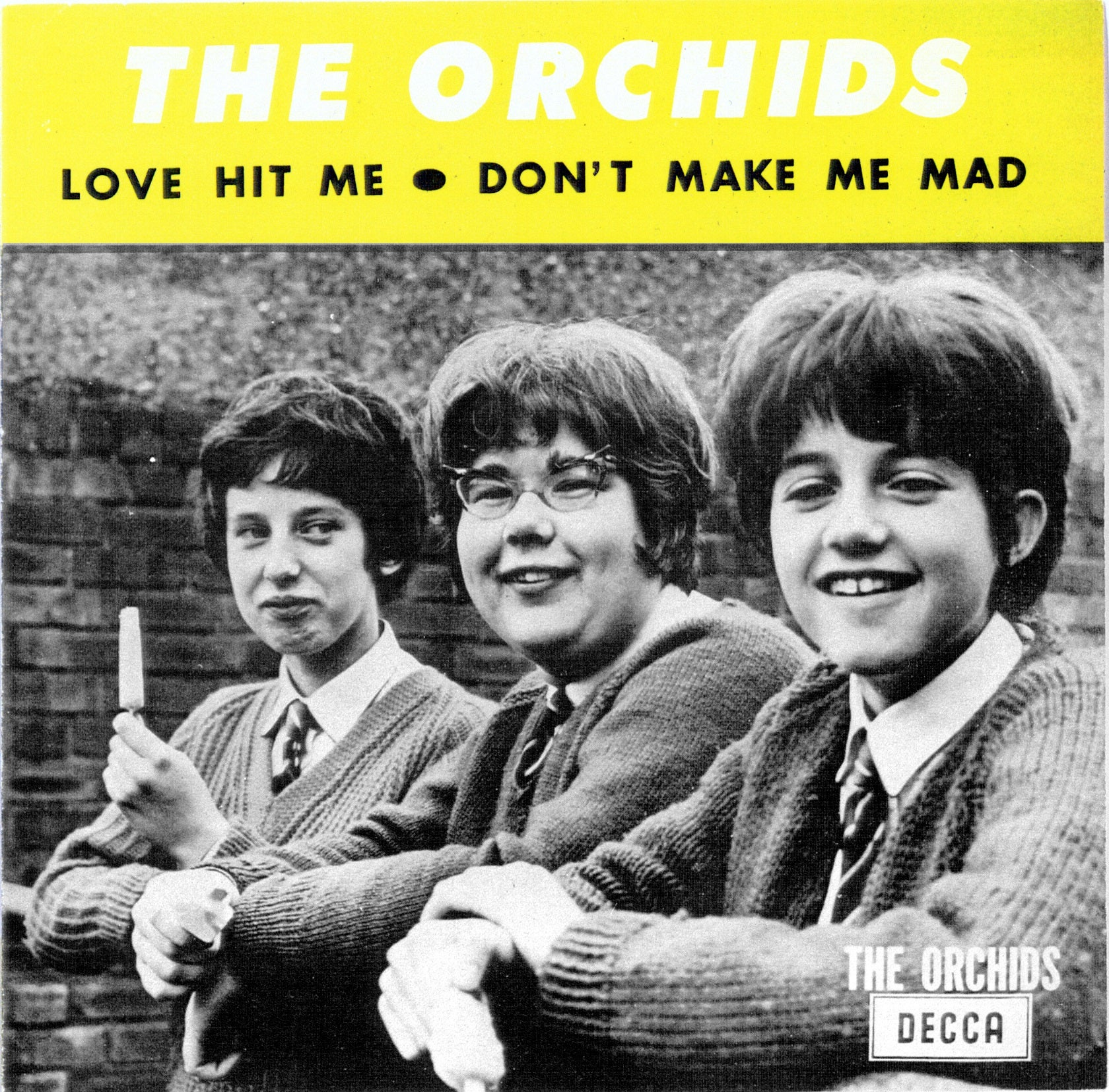 The Orchids were 14 years old, pop's next big thing – and unable to afford the train home