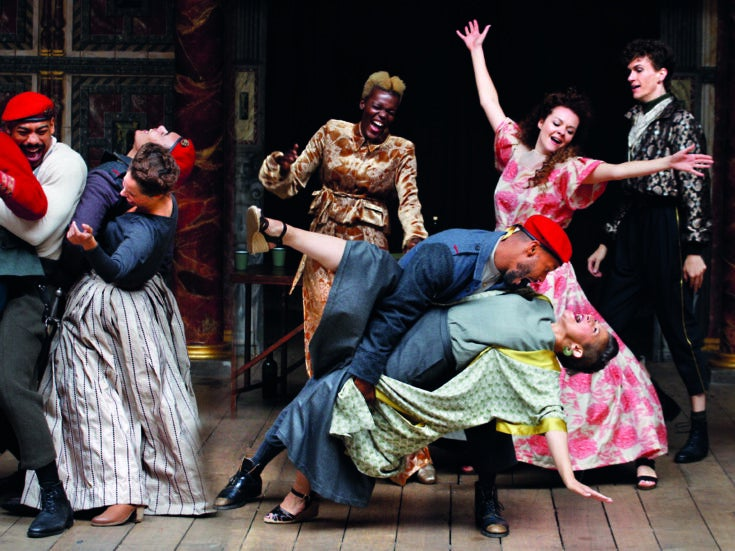 The Globe's Othello and the National's Home, I'm Darling suffer opposing problems