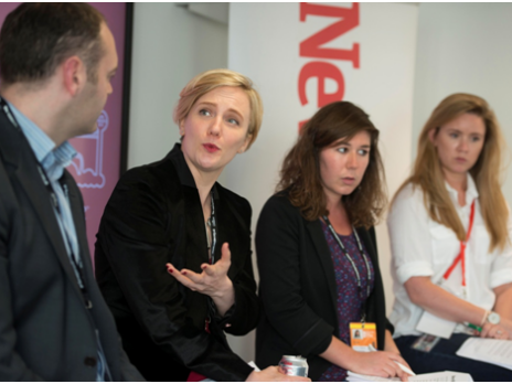 """Stella Creasy: """"Government's job is to crowdsource, not crowd-control"""""""