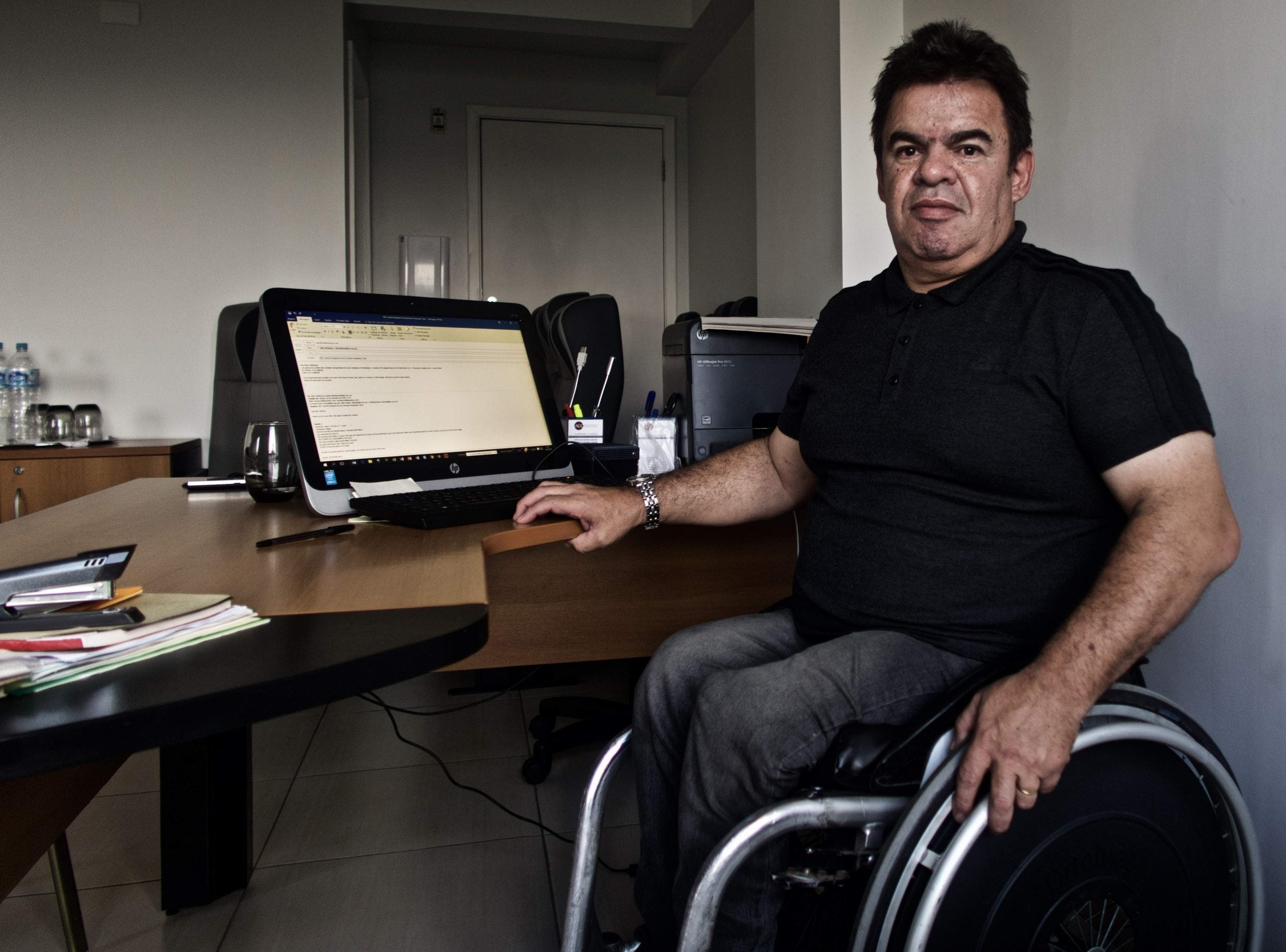 On the road in Rio: will the Paralympic legacy bring equality for Brazilians with disabilities?