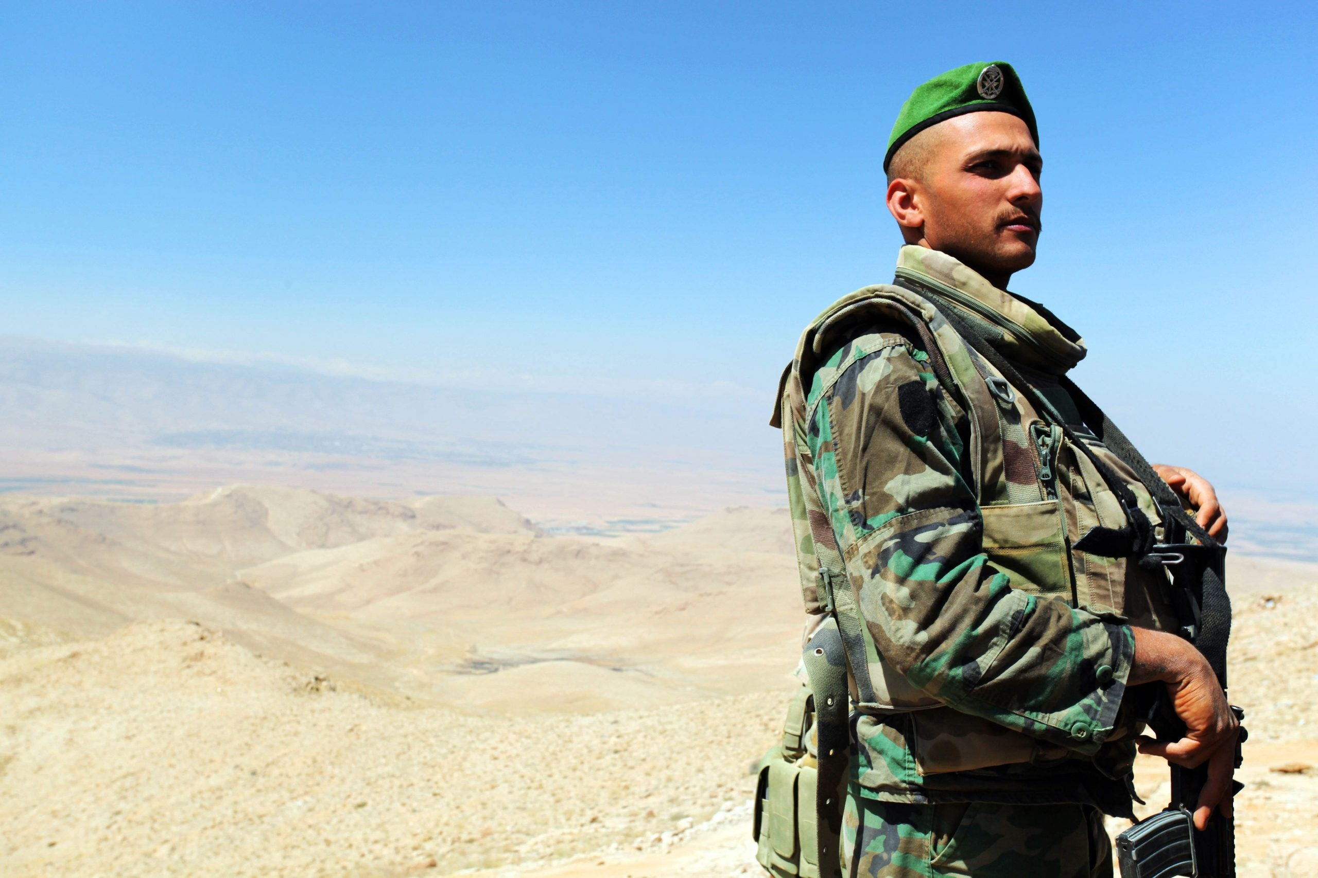 Why Britain and the US are helping Lebanon fight a secret front against Islamic State
