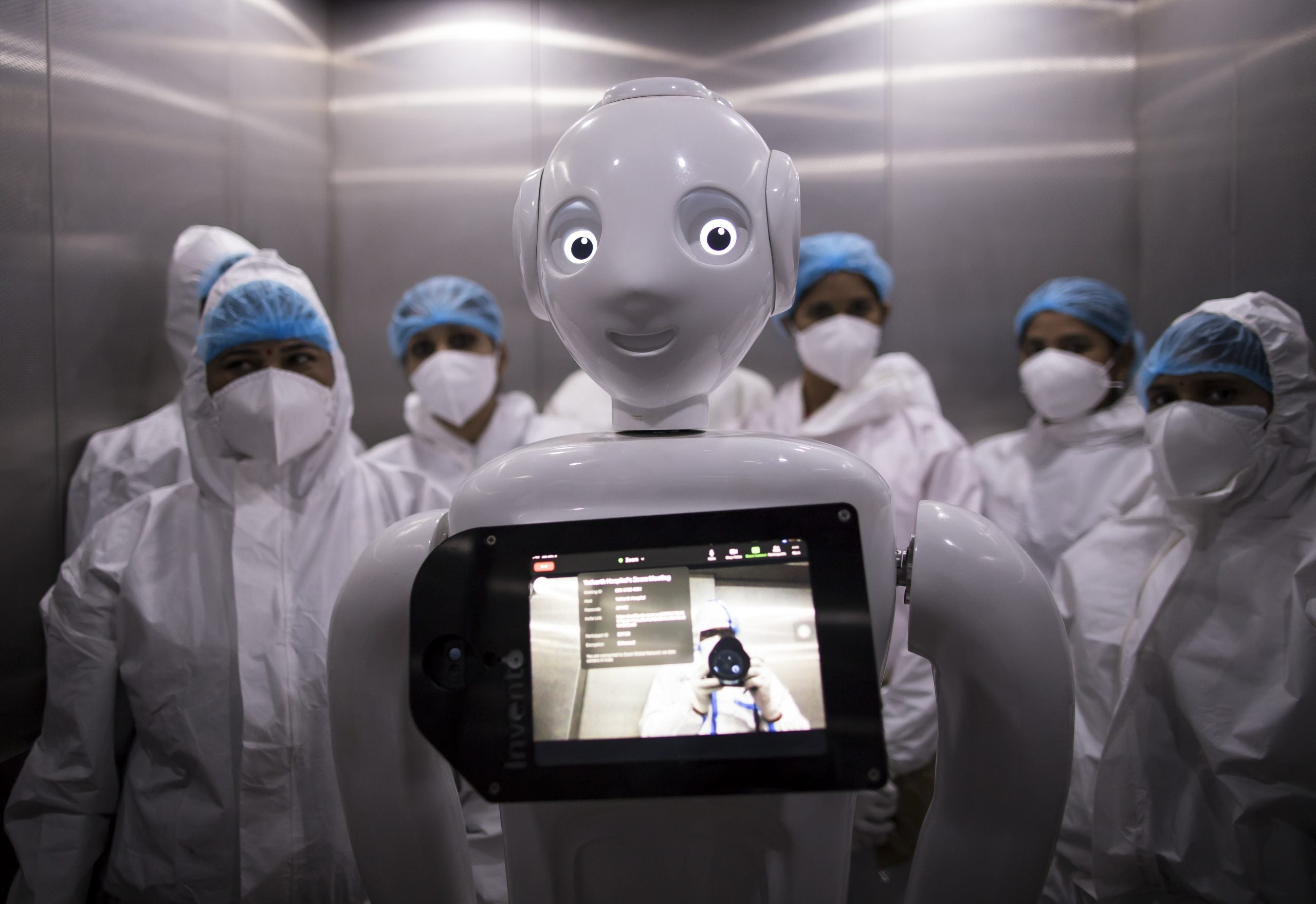 Automated assistance: how robots are changing social care