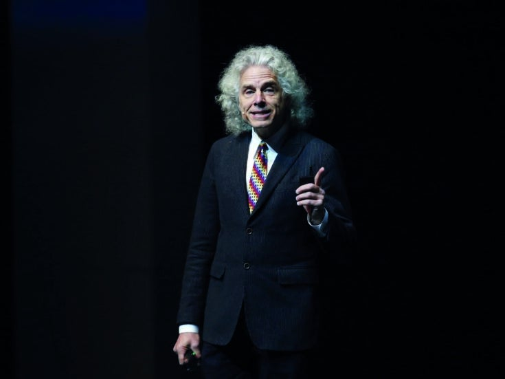 Is the world really better than ever? Steven Pinker on the case for optimism