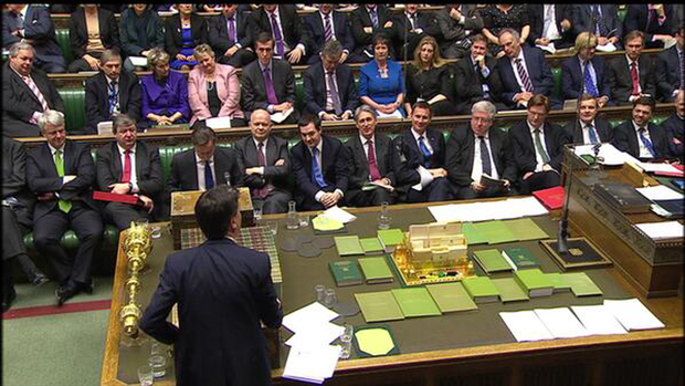 Forget quotas for women MPs – time to limit the number of men