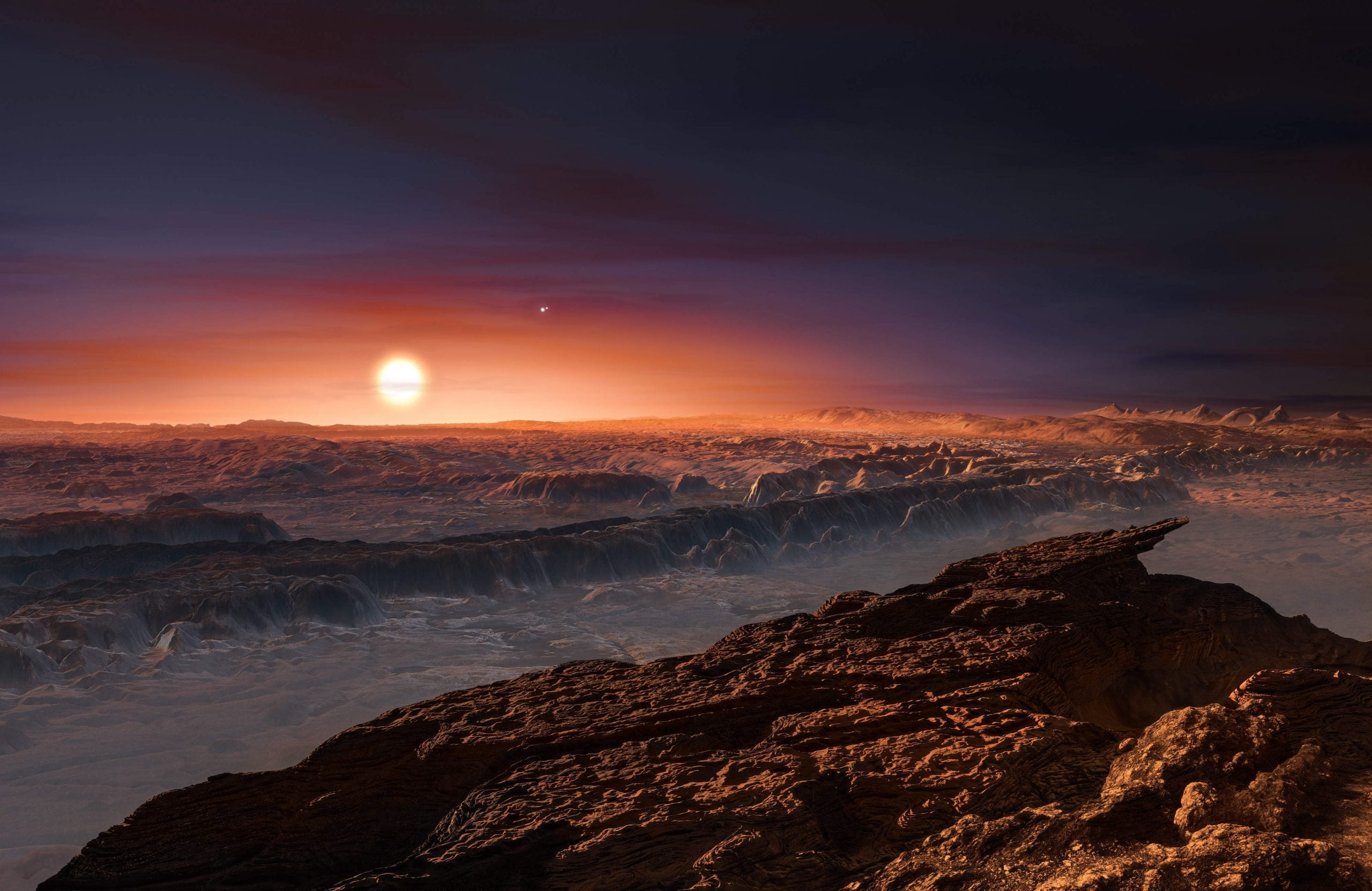 Closer to home: the discovery of a new exoplanet could help us find life beyond the solar system