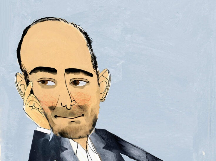 """Mohsin Hamid Q&A: """"Death can do us the one service of treating others better"""""""