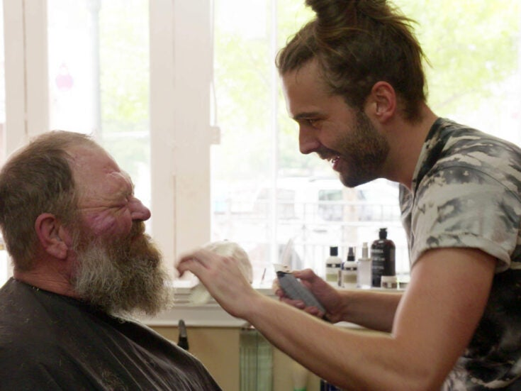 Netflix's surprising Queer Eye revival dismantles toxic masculinity with self-acceptance