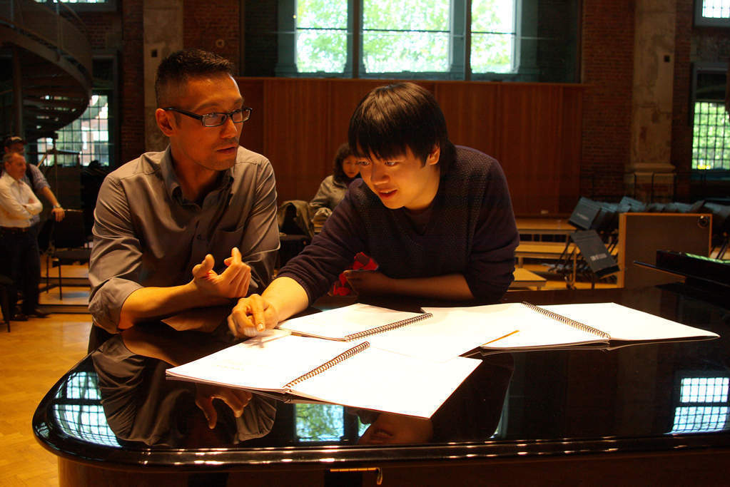 From Hong Kong to John Donne to 1970s disco: Raymond Yiu on his composing influences