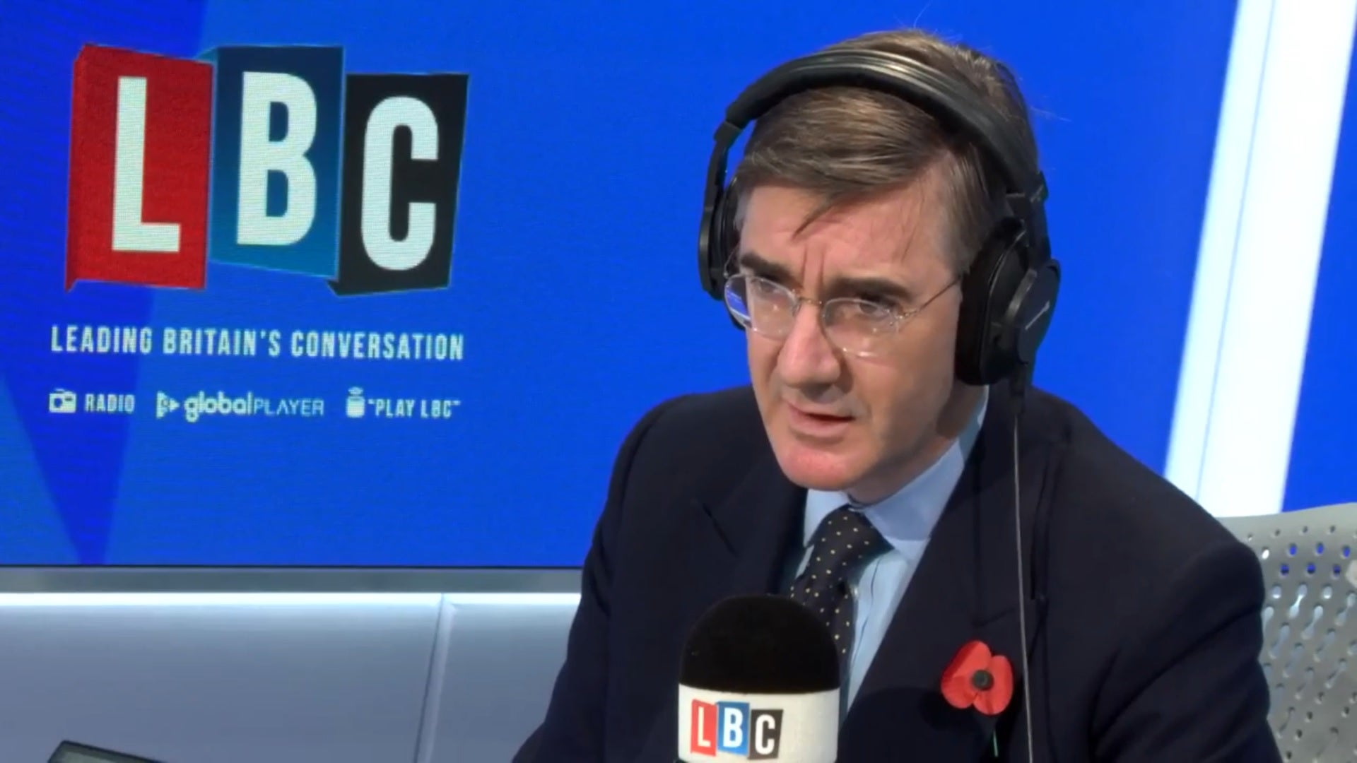 """Jacob Rees-Mogg says Grenfell fire victims lacked """"common sense"""" by obeying Fire Brigade"""