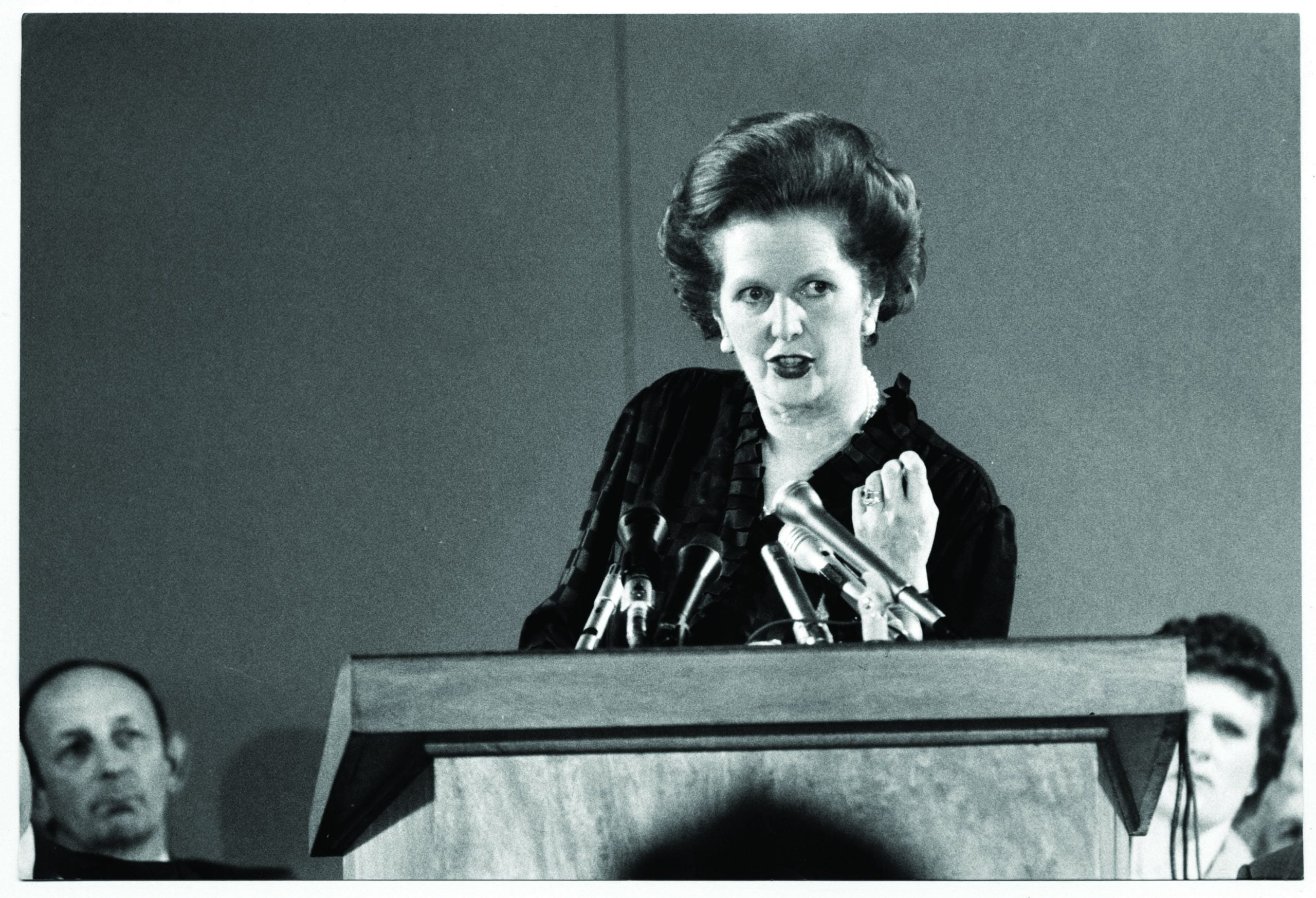 Chris Patten on Margaret Thatcher: strength and self-delusion