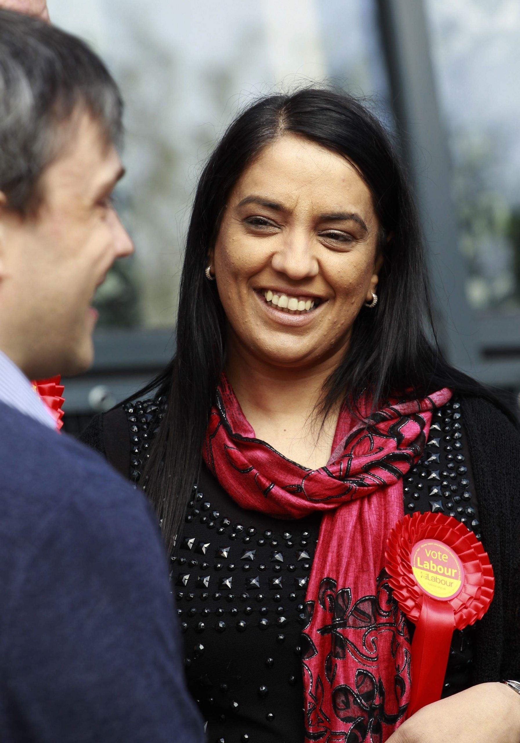 If Labour wants to stamp out anti-Semitism, it should take a lesson from Naz Shah