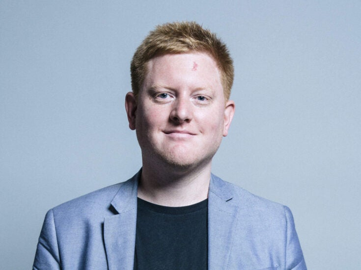 No, Jared O'Mara wasn't disciplined for being working class