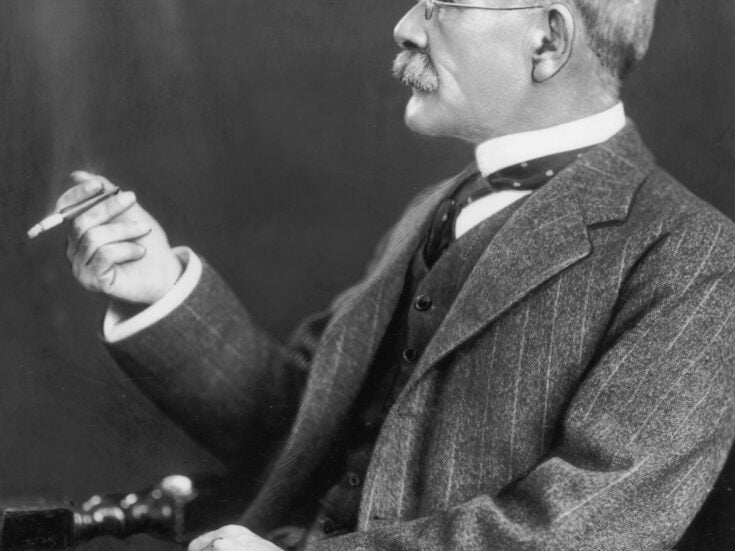 From the NS archive: Rudyard Kipling